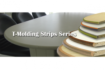 T-Molding Strips Series