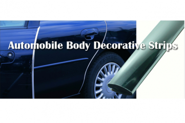 Automobile Body Decorative Strips