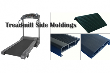 Treadmill Side Moldings
