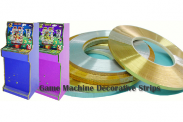 Game Machine Decorative Strips